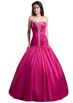 Glamorous Sweetheart Crystal Detailing Floor Length Taffeta Evening Dress ZW07 (20, Fushia) Lemandy http://www.amazon.co.uk/dp/B00I2EVJLK/ref=cm_sw_r_pi_dp_d4kiwb1MPMQDN