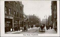 New Road Woolwich