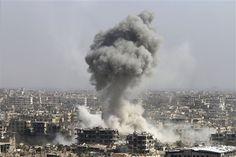 Senior al-Qaida commander killed in an airstrike in Syria