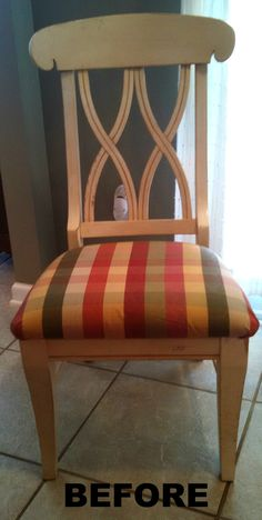 upcycling my kitchen table and chairs