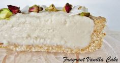 Raw Coconut Cream Tartlette for Two