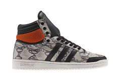 adidas Originals introduces yet another fresh iteration of itsTop Ten Hisilhouette, this time offe...