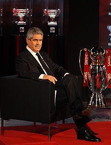 """BENFICA GLORIOSO...: Entrevista do presidente à RTP LF Vieira: """"Jorge Jesus vai continuar a ser o treinador do Benfica"""""""
