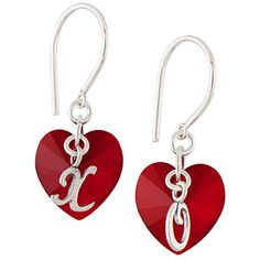 Hugs and Kisses Earrings | Fusion Beads Inspiration Gallery