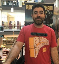 The True North Country Comics interviews with Adam Gorham at MCX 2017 Dead Drop, Book Creator, North Country, True North, Image Comics, Interview, Comic Books, Mens Tops, Cartoons