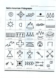 Native American Writing---make up a story with pictures---activity for Pilgrim and Indian unit! Native American Writing---make up a story with pictures---activity for Pilgrim and Indian unit! Native American Lessons, Native American Projects, Native American Symbols, Native American History, American Indians, Native Symbols, Indian Symbols, Danse Country, Art Indien