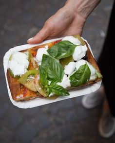 Where To Eat In Rome City Center: Pizza