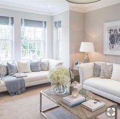 48 Stunning Spring Living Room Decor Ideas To Refresh Your Mind Cream Living Rooms, Living Tv, Living Room Grey, Formal Living Rooms, Living Room Modern, Living Room Interior, Home Interior, Home Living Room, Living Room Designs