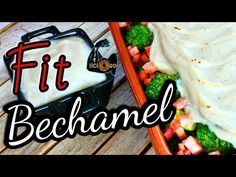 Fitlicioso - YouTube Salsa Bechamel, Gluten Free Recipes, Healthy Recipes, Sin Gluten, Herbalife, Food Porn, Food And Drink, Health Fitness, Cooking Recipes