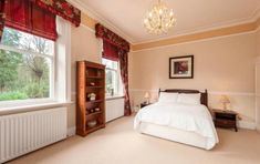 People always assume Victorian rooms were so dark - but how light and airy is this two-windowed room?  Jan '18