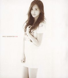 """Girls' Generation: Yuri """"Gee"""""""