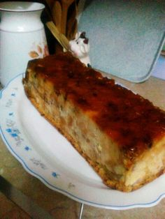 Pudin Meatloaf, Food, Deserts, Essen, Meals, Yemek, Eten