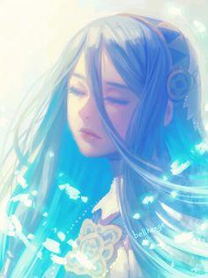 Fire Emblem: If/Fates - Azura