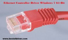 Ethernet Controller Driver Windows 7 64 Bit Download Free. It is a hardware device that allows computer to send & receive data transmissions from other PC.