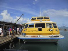 Take ship(Managaha) to Managaha. A wonderful island. Saipan Island, Northern Mariana Islands, Pacific Ocean, United States, Ship, Travel, Viajes, Ships, Destinations