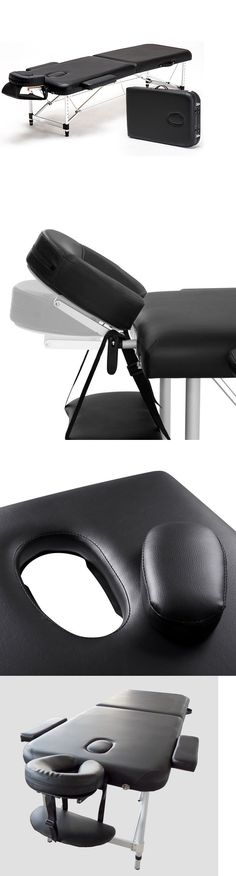 Massage Table And Chair massage tables and chairs: salon spa black massage bed tattoo