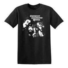 Creedence Clearwater Revival t-shirt new vintage style concert tour ccr choose size XS-3XL