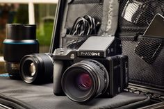 Serious resolution: Phase One XF with IQ3 100MP back tested