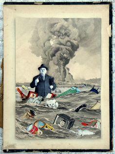 inspector de poluciones vintage - federico hurtado