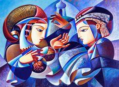 Artodyssey: Misha Borisoff