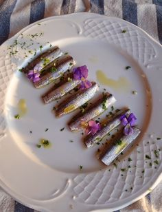 Gourmet Recipes, Healthy Recipes, Healthy Food, How To Cook Fish, Holiday Appetizers, Spanish Food, Barbacoa, Canapes, Food Design
