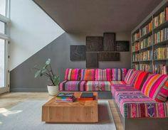 vi da vida vivida: Sofás em patchwork