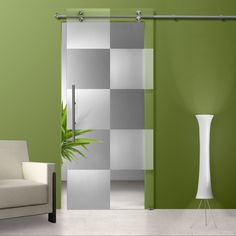 Be inspired by our large selection of elegant sliding barn doors to modernise your living space in style. All our sliding barn doors are available in… Sliding Glass Barn Doors, Glass Doors, Bathroom Doors, Safety Glass, Double Doors, Retro Design, Glass Panels, Space Saving, Cooking