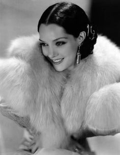 Lupe Velez. Mexican film actress 1930's.