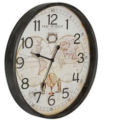 Cooper classics taban wall clock wall clocks zulily and cooper classics taban wall clock wall clocks zulily and tyxgb76ajthis gumiabroncs Images