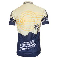 Retro Men's Corona Vintage Jersey | Freestylecycling.com