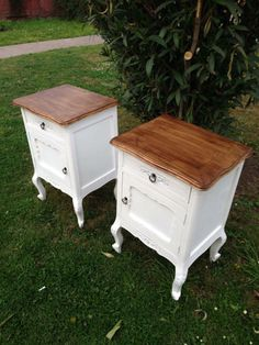Furniture Projects, Furniture Makeover, Vintage Furniture, Furniture Decor, Painted Furniture, Chalk Paint Projects, Decorated Jars, Easy Diy Crafts, Furniture Inspiration