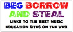 Music education websites