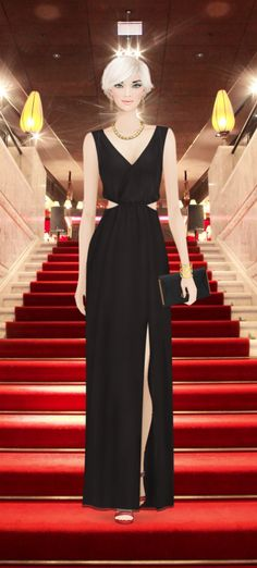 Movie premiere outfit Covet Fashion Game