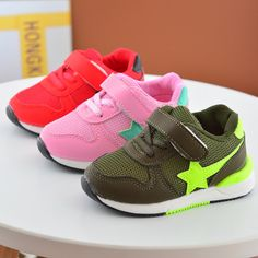 >> Click to Buy << 2017 spring new children's shoes / boys and girls children's net baby toddler soft soled shoes / #Affiliate