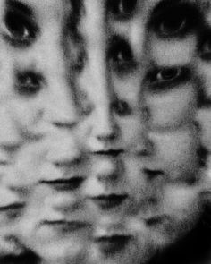 Image shared by jens. Find images and videos about girl, black and white and eyes on We Heart It - the app to get lost in what you love. Arte Punk, Arte Horror, Psychedelic Art, Grafik Design, Surreal Art, Aesthetic Art, Dark Art, Art Inspo, Cool Art