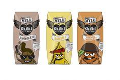 Διαγωνισμός: Κερδίστε τα επαναστατικά ροφήματα καρύδας Rebel Mylk!