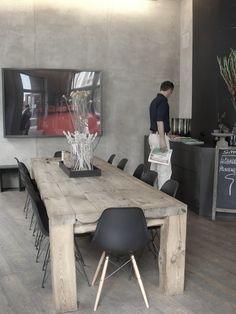 Oliv cafe in Berlin.