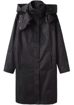 Helmut Lang Hooded Trench