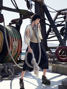 tales of land and sea: janice seinen alida by nicole bentley for vogue australia april 2015