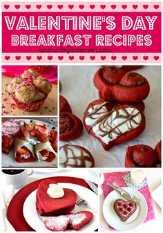 I really enjoy kick starting the day, on special occasions and holidays, with a homemade breakfast. Today I have rounded up ten of my favorite Valentine's Day breakfast recipes, for you to enjoy.  Red Velvet Nutella Cinnamon Heart Rolls   Raspberry Cream Cheese Pan Crepes   Valentine's Cinnamon Twist   Whole […]