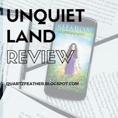 Get Your Dictionaries Out Ladies & Gents // Unquiet Land by Sharon Shinn Review  4/5 stars Adult Book Reviews Books Fantasy Reviews Romance