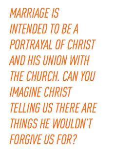 Wisdom from Relevant Magazine.