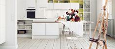 Køkkenet som Hobbyrum - HTH