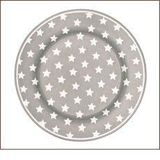 GreenGate Teller Star Warm Grey