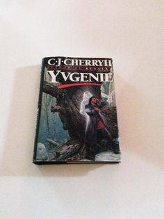 YVGENIE by C J Cherryh author of Rusalk the Russian Stories