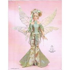 Ibis Fairy Show Stoppers Doll Toys