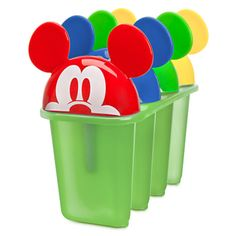 Mickey Mouse Popsicle Molds - Summer Fun | Kitchen Essentials | Disney Store