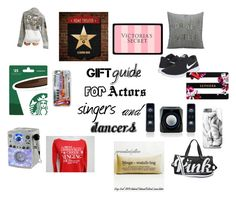 """""""GIFT GUIDE for my Bffs"""" by teannawilliams55 ❤ liked on Polyvore featuring NIKE, Victoria's Secret, Sephora Collection, Casetify and Mina Victory"""