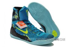 http://www.airfoamposite.com/hot-mens-kobe-9-xdr-green-blue.html HOT MEN'S KOBE 9 XDR GREEN BLUE Only $87.00 , Free Shipping!