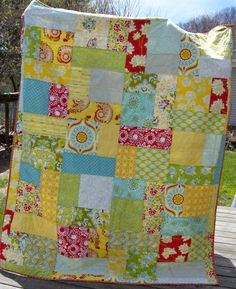 Mom's quilt Turning Twenty pattern